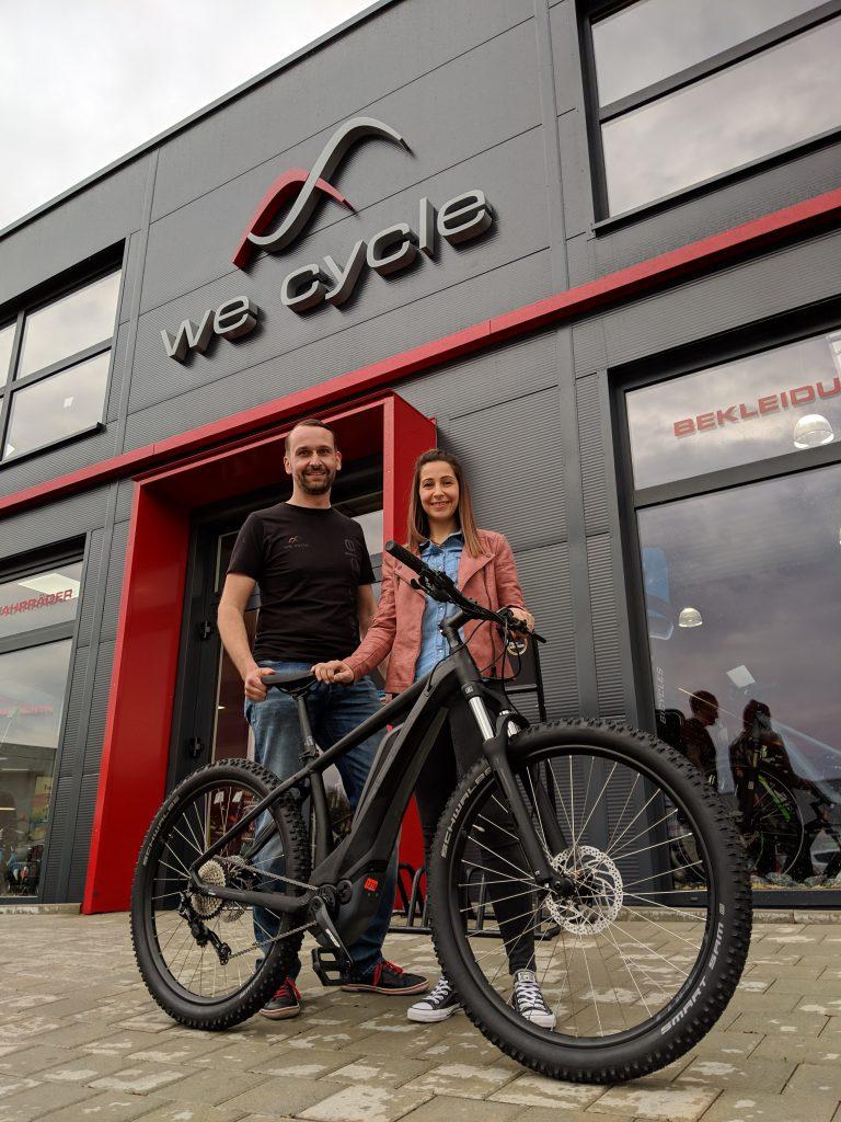 St. Wendel we cycle