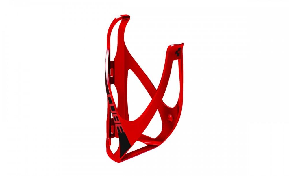 Cube HPP Fahrrad Flaschenhalter rot/schwarz