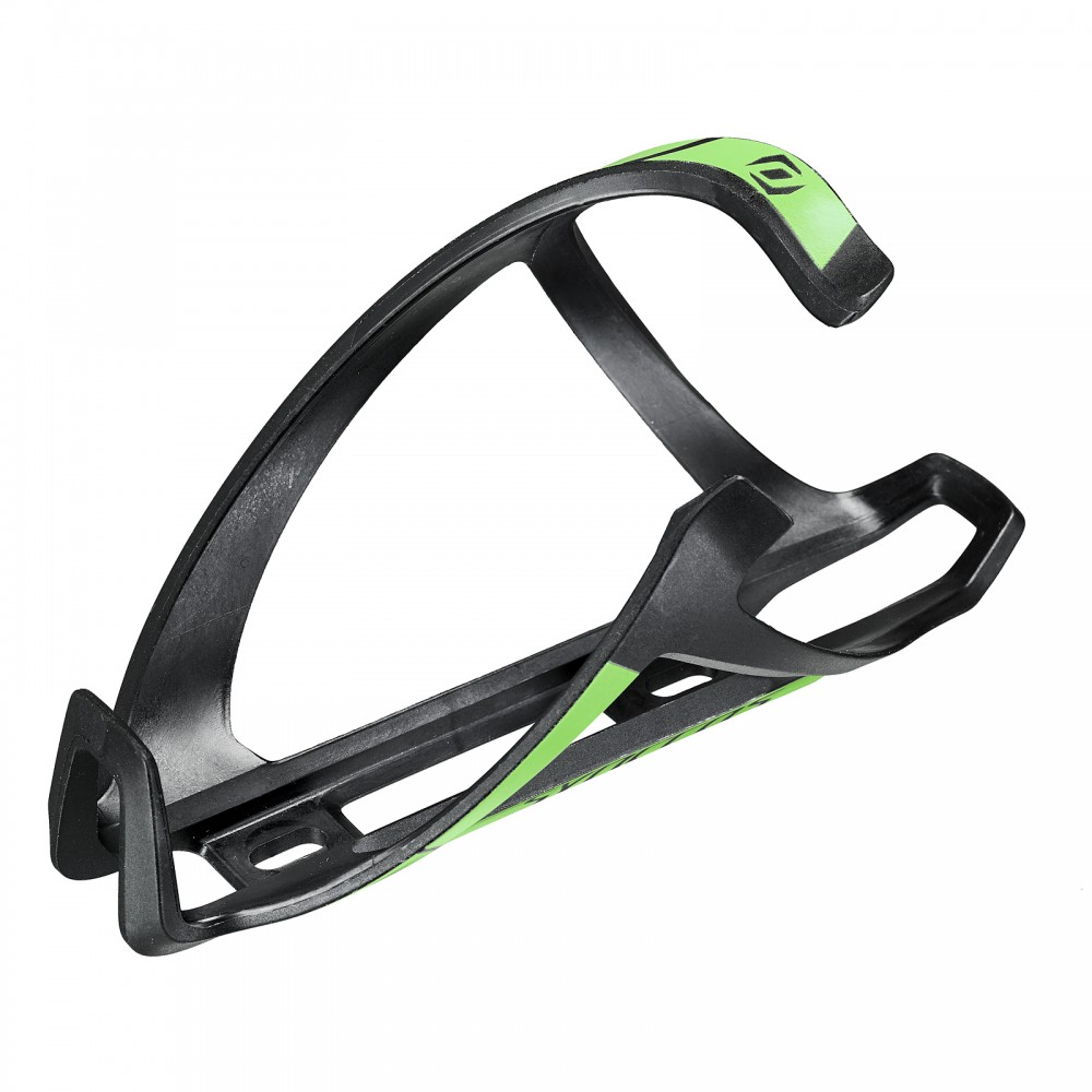 Syncros Tailor Cage 2.0 Fahrrad Flaschenhalter rechts schwarz/grün