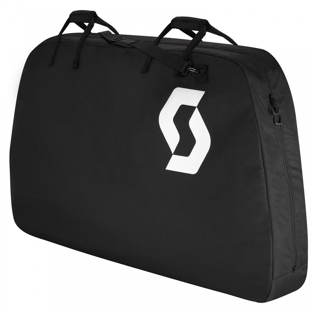 Scott Transport Bag Classic Bike Bag Fahrrad Reisetasche schwarz