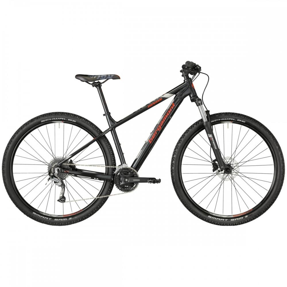 Bergamont Revox 4.0 27.5'' / 29'' MTB Fahrrad schwarz/rot/grau 2018