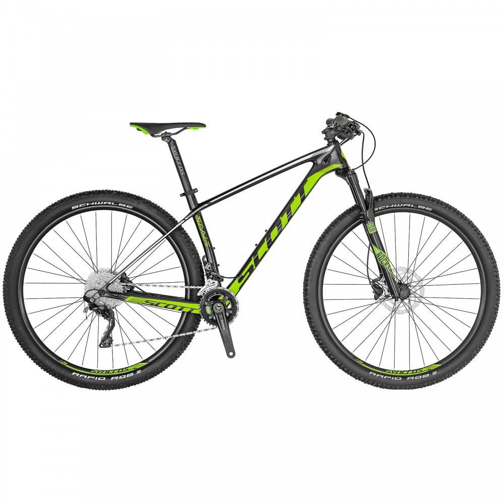 Scott Scale 900 Elite 29'' MTB Fahrrad grün/schwarz 2018