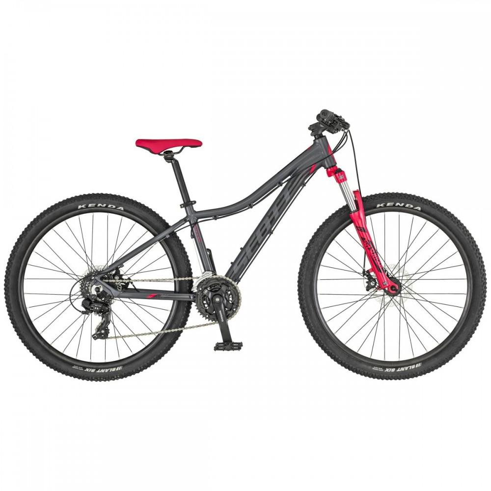 Scott Contessa 740 27.5'' Damen MTB Fahrrad grau/pink 2019