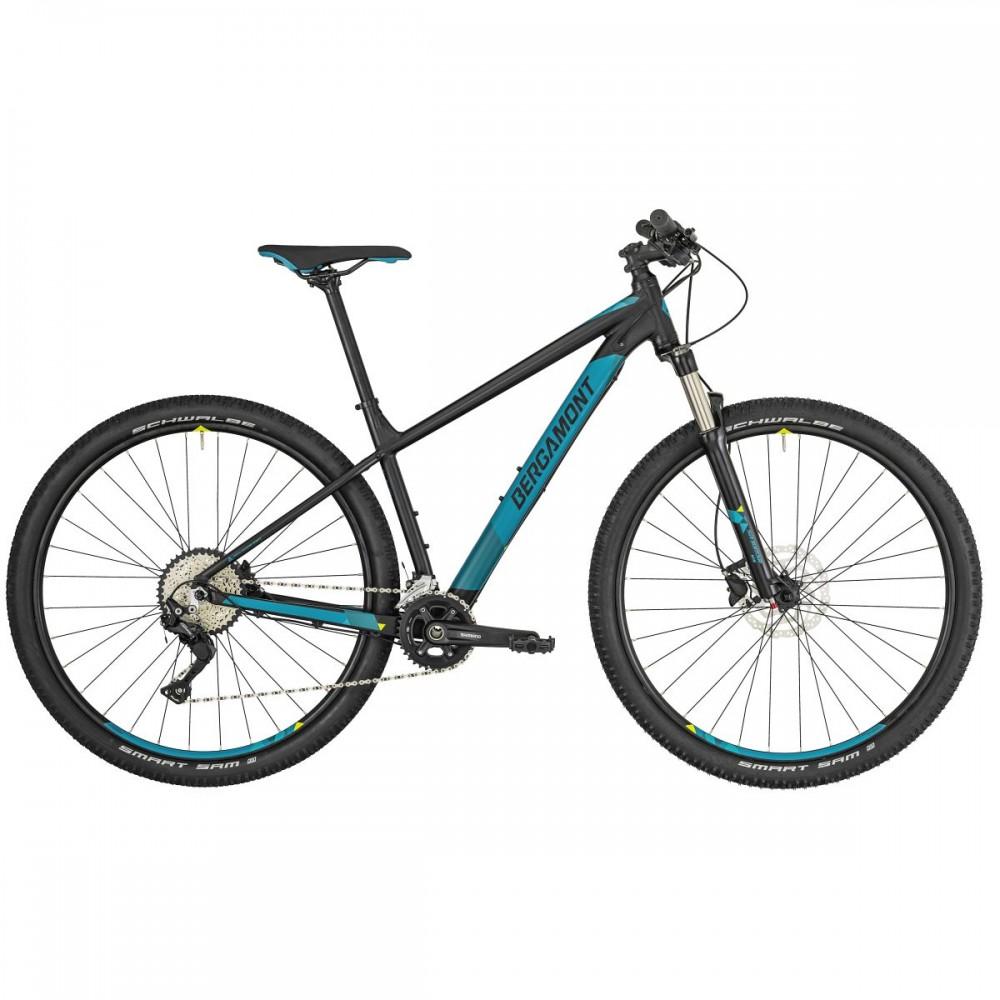 Bergamont Revox 6 27.5'' / 29'' MTB Fahrrad schwarz/petrol 2019