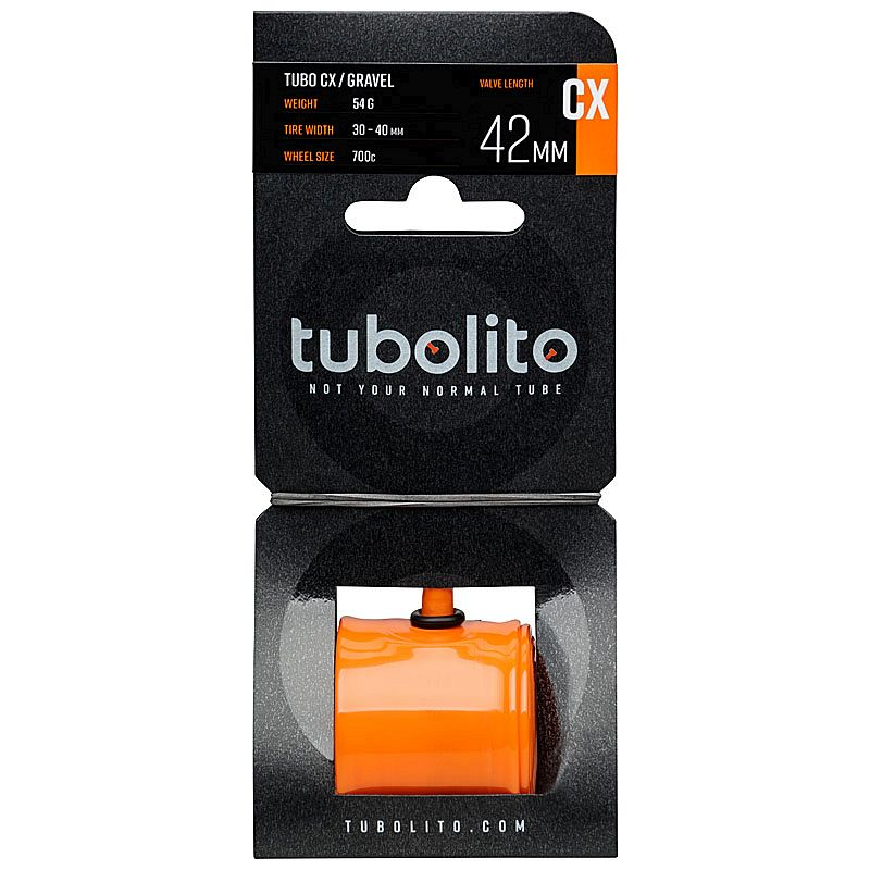 Tubolito Tubo CX / Gravel SV42 Fahrrad Schlauch