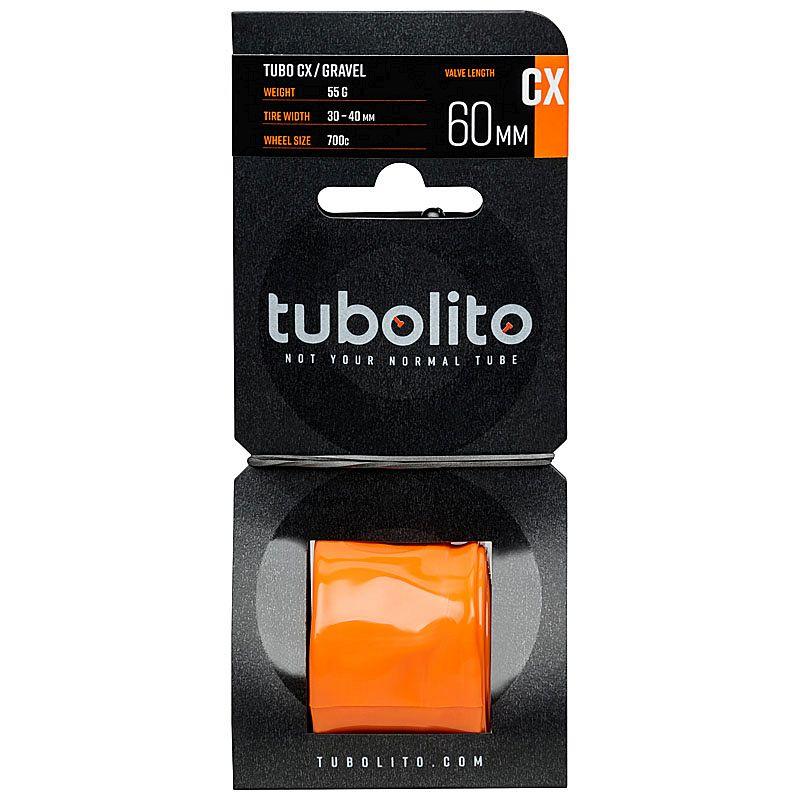 Tubolito Tubo CX / Gravel SV60 Fahrrad Schlauch