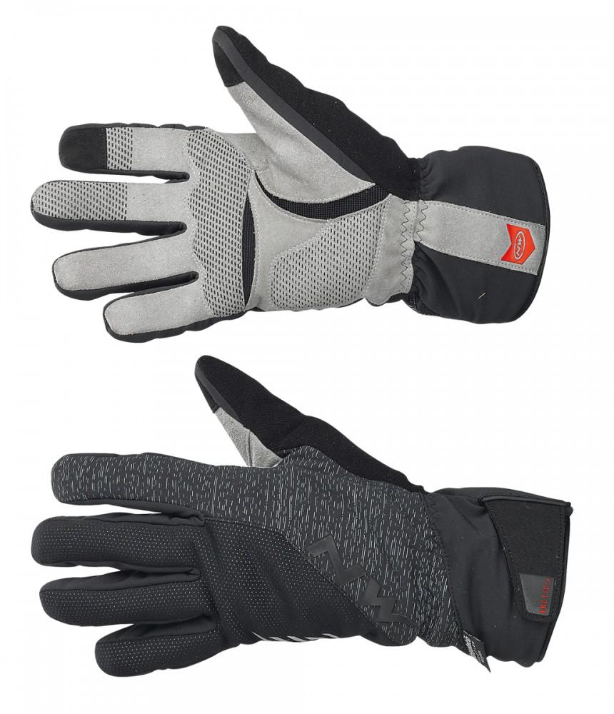 Northwave Arctic Evo 2 Winter Fahrrad Handschuhe schwarz 2018