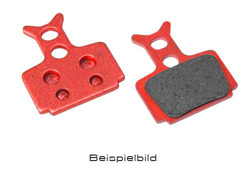Cube Disc Scheibenbremsbelag Shimano Deore XT/BR-M755 gesintert
