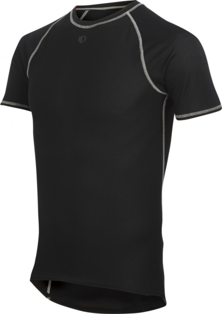 Pearl Izumi Transfer Lite Fahrrad Funktions Unterhemd kurz schwarz 2014