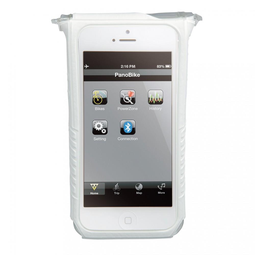 Topeak Phone DryBag für iPhone® weiß wasserdicht