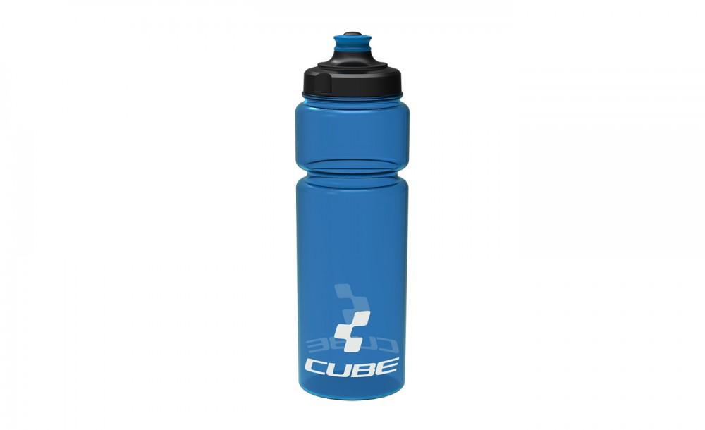 Cube Icon Fahrrad Trinkflasche 0.75 Liter blau