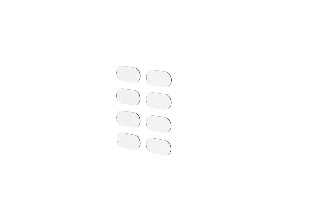 Cube Steinschlagschutz Folie Pad Set