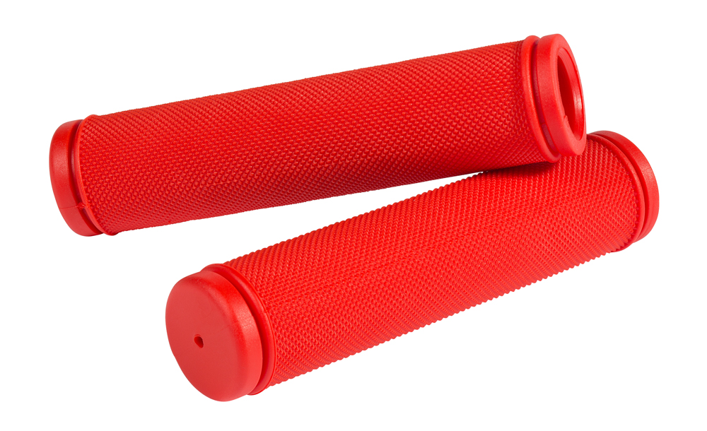 RFR Standard Fahrrad Griffe rot