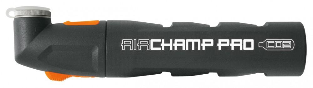 SKS Airchamp Pro CO Fahrrad Kartuschen-Pumpe