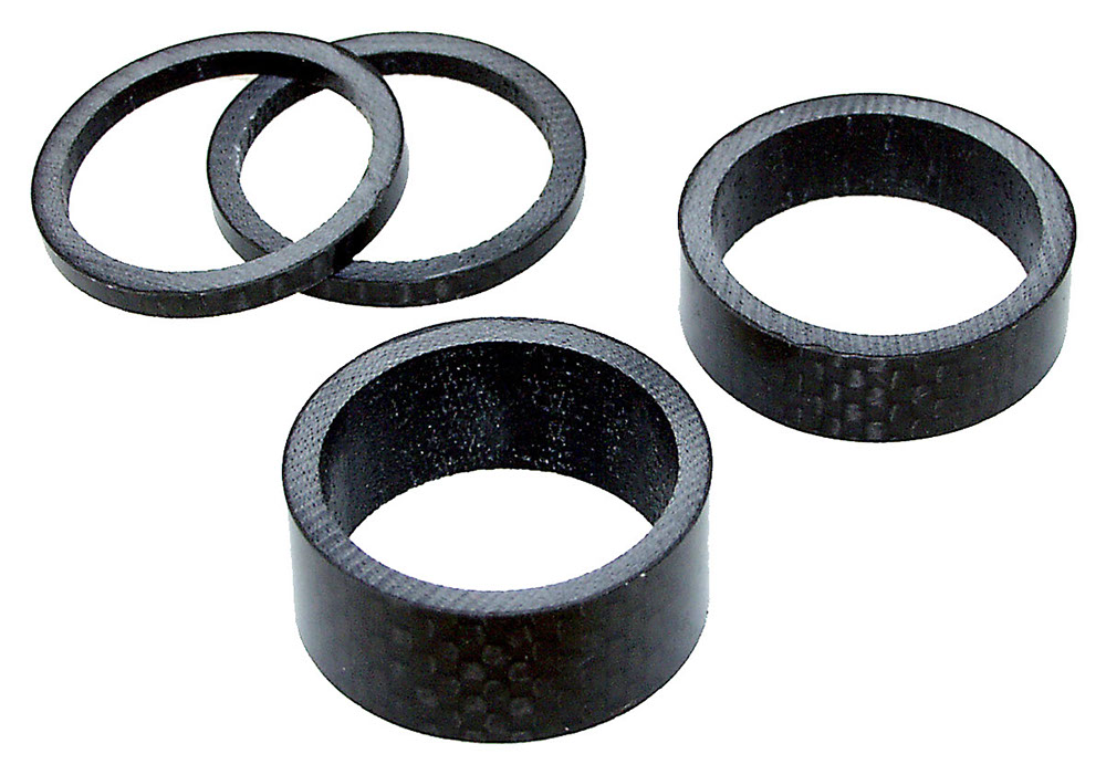 Cube Spacer - Set 1 1/8 Carbon