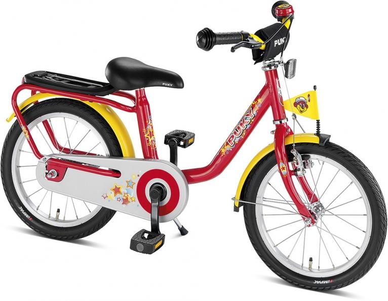 Puky Z 8 Kinder Fahrrad rot
