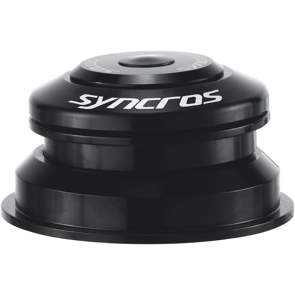 """Syncros Headset Pressfit Steuersatz 1 1/8""""- 1 1/4 schwarz"""