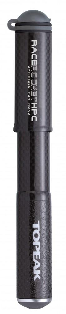 Topeak Race Rocket HPC Rennrad Mini Fahrrad Pumpe schwarz