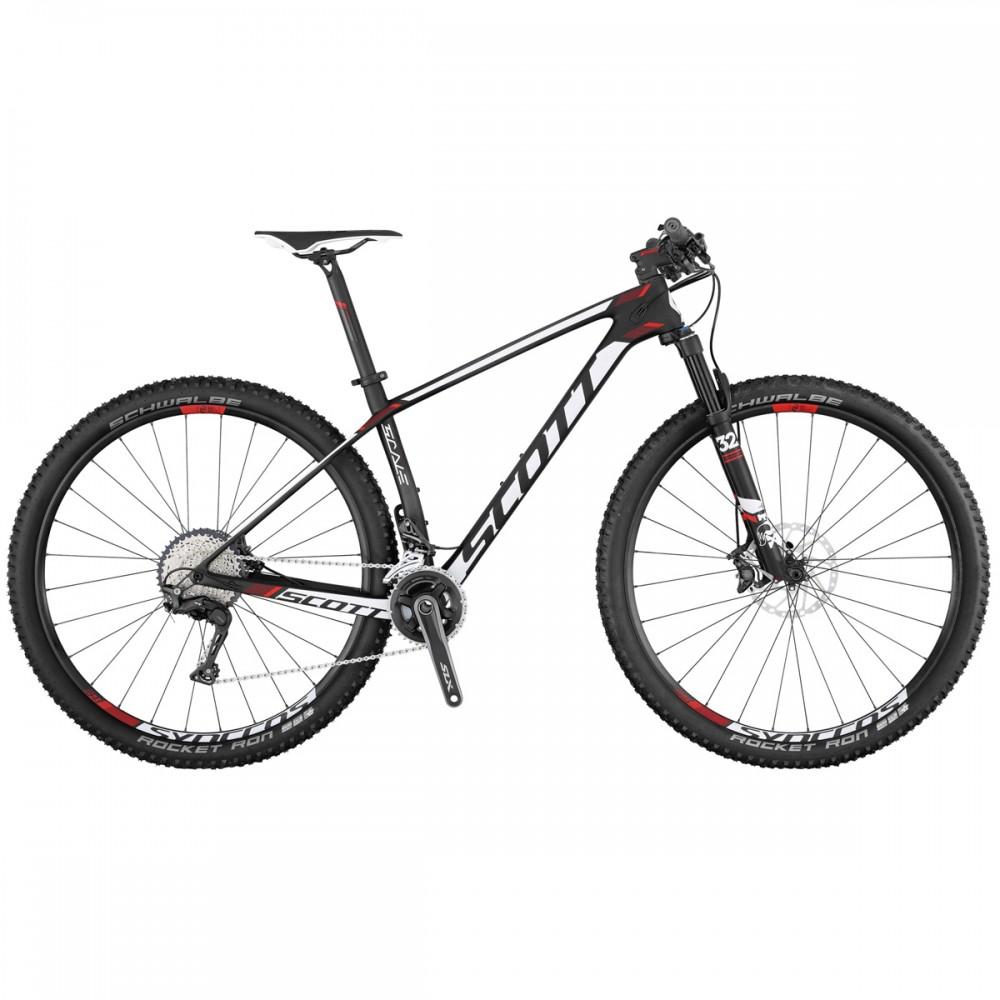 Scott Scale 920 29'' MTB Fahrrad schwarz/weiß/rot 2017