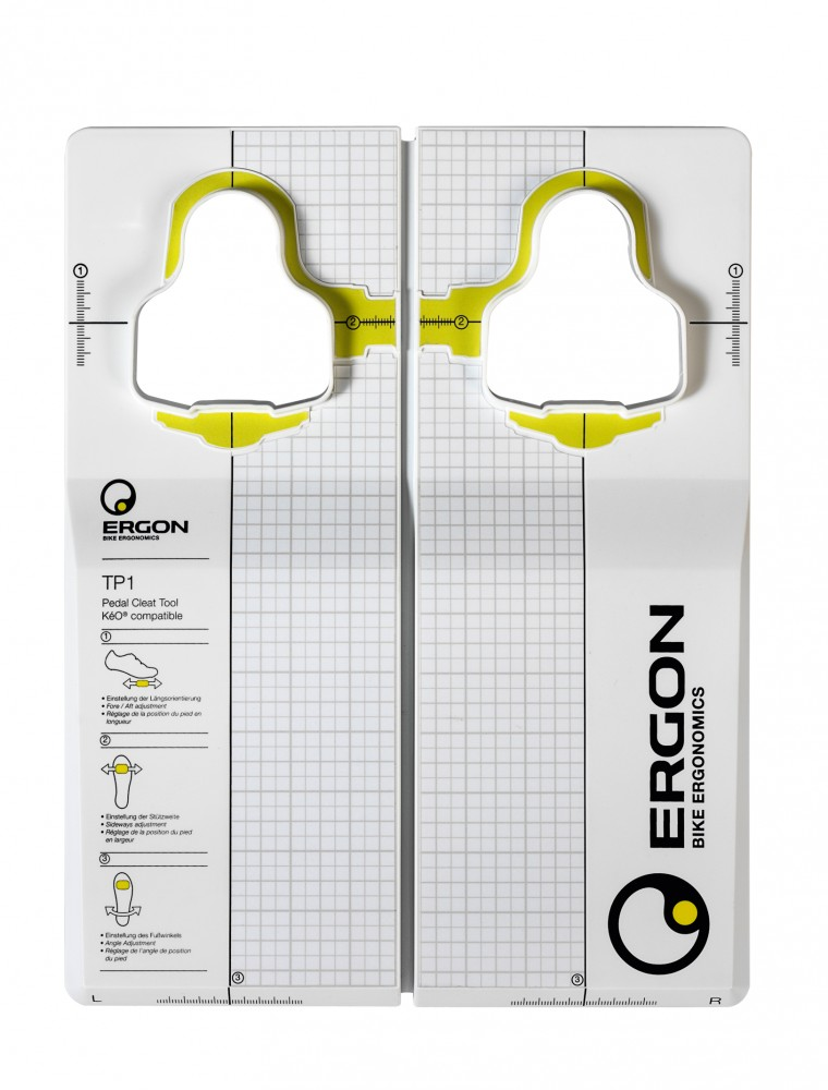 Ergon TP1 Cleat-Tool für Look Kéo System