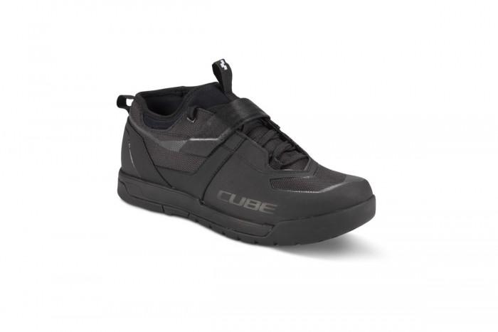 Cube GTY Strix MTB / Dirt Fahrrad Schuhe schwarz 2020
