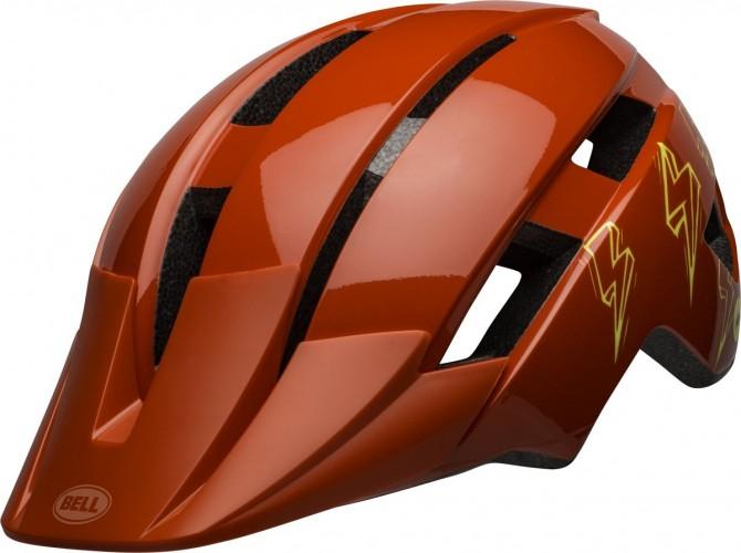 Bell Sidetrack II Child Kinder Fahrrad Helm Gr.48-55cm rot 2020