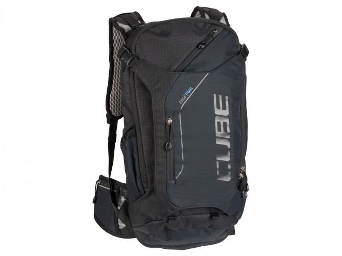 Cube Edge Trail Fahrrad Rucksack schwarz