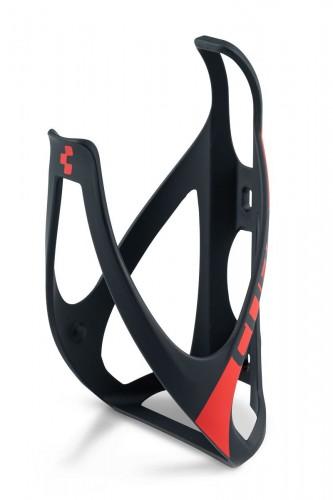 Cube HPP Fahrrad Flaschenhalter schwarz/rot matt