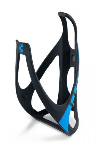 Cube HPP Fahrrad Flaschenhalter schwarz/blau matt