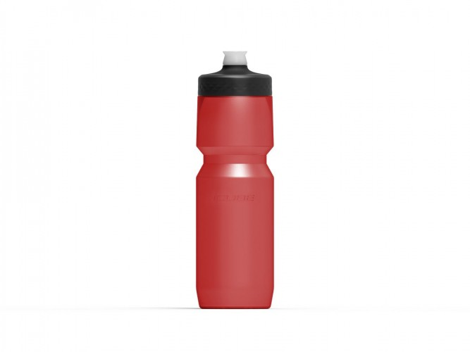 Cube Grip Fahrrad Trinkflasche 0.75L rot