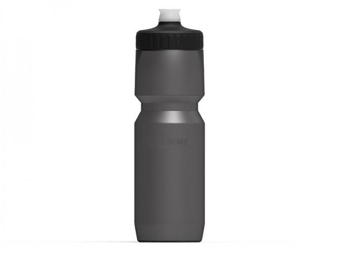 Cube Feather Fahrrad Trinkflasche 0.75L schwarz