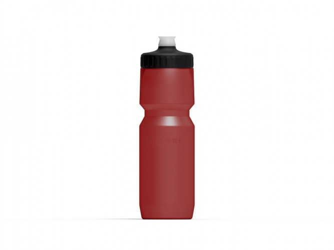 Cube Feather Fahrrad Trinkflasche 0.75L rot