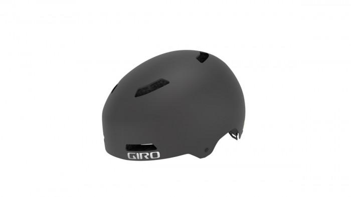 Giro Quarter FS BMX Dirt Fahrrad Helm grau 2020