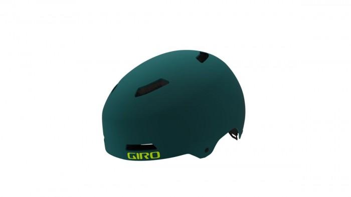 Giro Quarter FS MIPS BMX Dirt Fahrrad Helm grün 2020