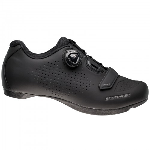 Bontrager Cortado Damen Rennrad Fahrrad Schuhe schwarz 2019