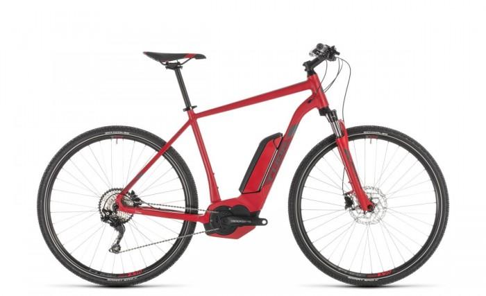 cube cross hybrid pro 400 pedelec e bike trekking fahrrad. Black Bedroom Furniture Sets. Home Design Ideas