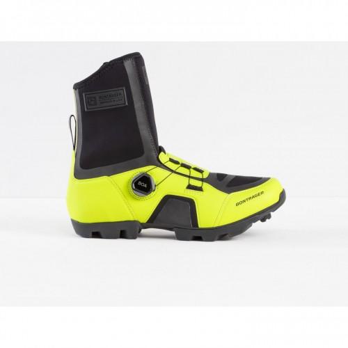 Bontrager JFW Winter MTB Fahrrad Schuhe gelb/schwarz 2021