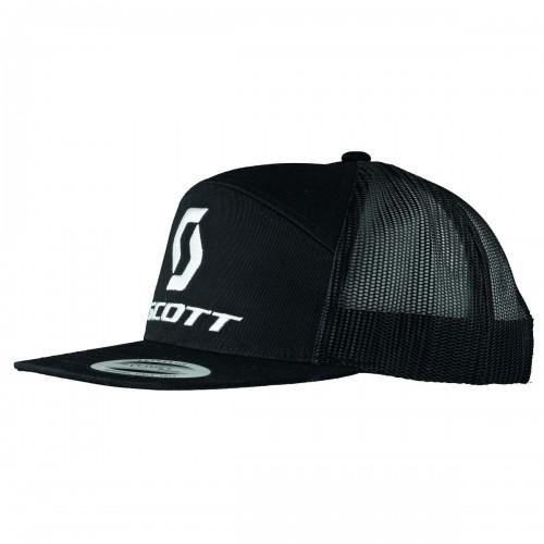Scott Snap 10 Cap / Mütze schwarz
