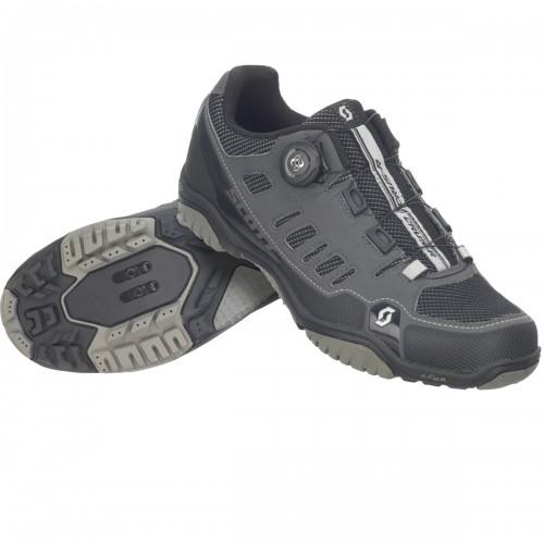 Scott Crus-r Boa Freizeit / Trekking Fahrrad Schuhe grau/schwarz 2020