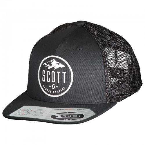 Scott Mountain Cap Mütze schwarz