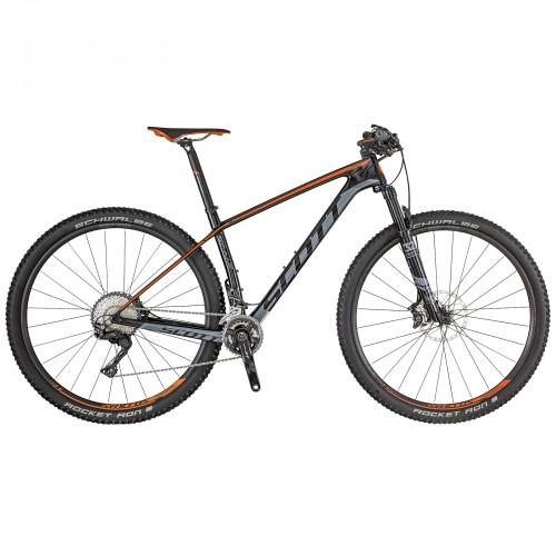 Scott Scale 915 29'' MTB Fahrrad schwarz/grau/rot 2018