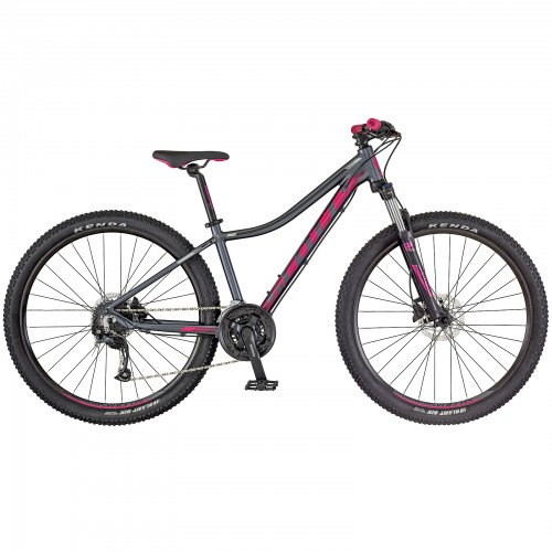 Scott Contessa 720 27.5'' Damen MTB Fahrrad grau/pink 2018