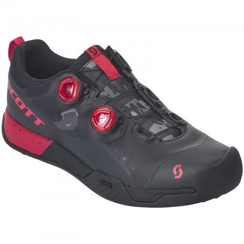Scott MTB AR Boa Clip Damen Fahrrad Schuhe schwarz/pink 2020