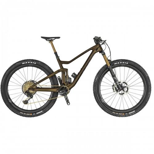 Scott Genius 900 Ultimate 29'' Carbon MTB Fahrrad bronzefarben 2019