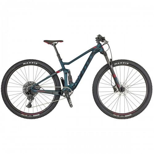 Scott Contessa Spark 930 29'' Damen MTB Fahrrad petrol grün/schwarz 2019