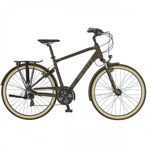 Scott Sub Comfort 20 Trekking Fahrrad bronzefarben 2019