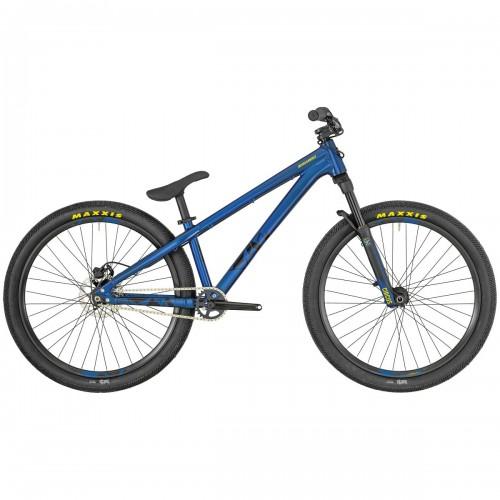Bergamont Kiez Dirt 26'' MTB Fahrrad blau/schwarz 2019