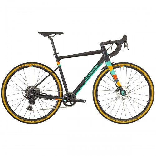 Bergamont Grandurance 6 Cross Bike Querfeldein schwarz/grün 2019