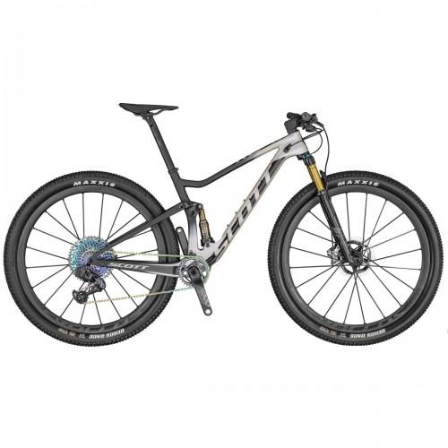 Scott Spark RC 900 SL AXS 29'' Carbon MTB Fahrrad schwarz/grau 2020