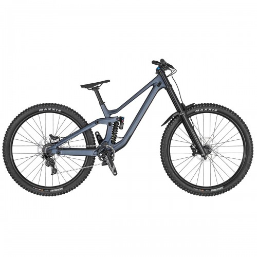 Scott Gambler 910 29'' Carbon DH / FR MTB Fahrrad blau 2020